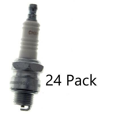 Champion 24 Pack of Genuine OEM (825S) Spark Plugs #