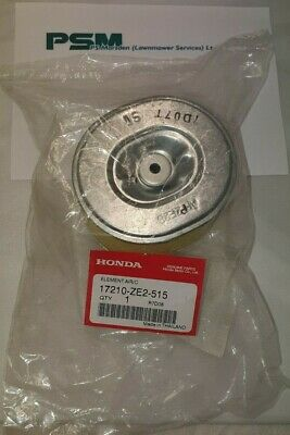 Honda Air Filter With Foam Fits Honda