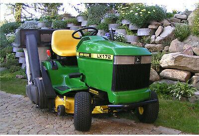 John Deere LX172 LX173 LX176 LX178 LX186 LX188 Repair Manual