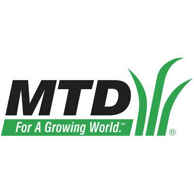 Mtd 777I Lawn Mower Label Genuine OEM part