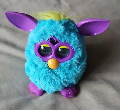 Blue & Puple Furby Boom Interactive Pet  Hasbro