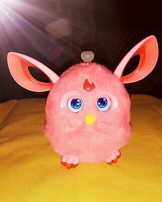 Furby Connect Pink Orange Coral Interactive Talking