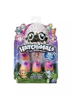 Hatchimals CollEGGtibles Season 4 Toy Set with Bonus - Pack