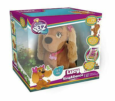 IMC Club Petz Lucy Sing and Dance (English Language) Pink