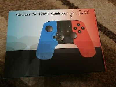 Nintendo switch wireless pro controller rechargeable battery