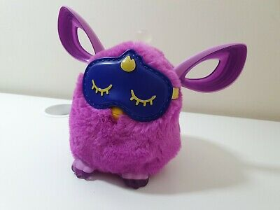 Purple Furby Boom Connect Interactive Electronic Toy Pet