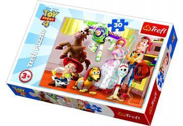 Toy Story 4 30pc Puzzle