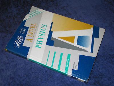 A LEVEL PHYSICS Letts Study Guide Jim Beithaupt & Ken Dunn