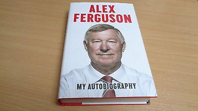 Alex Ferguson My Autobiography by Alex Ferguson (Hardback,