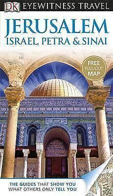 DK Eyewitness Travel Guide: Jerusalem, Israel, Petra &