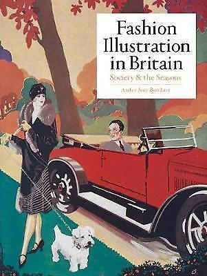 Fashion Illustration in Britain: Society and the Seasons by