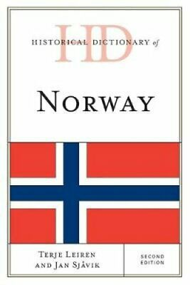 Historical Dictionary of Norway by Terje Leiren