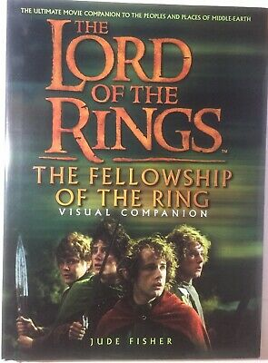 JUDE FISHER The Lord of the Rings: THE FELLOWSHIP OF THE