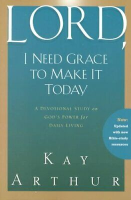 Lord, I Need Grace to Make It Lord, I Need Grace to Make it