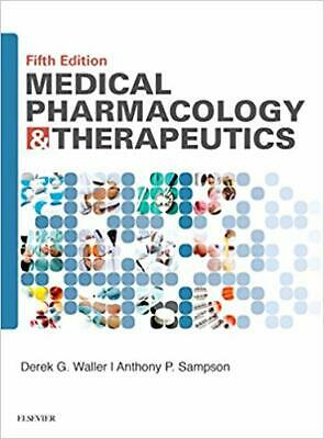 Medical Pharmacology and Therapeutics - 5th Edition