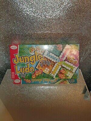 NEW Jungle Ludo Board Game