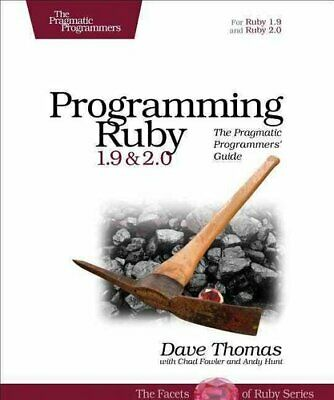 Programming Ruby  The Pragmatic Programmers' Guide