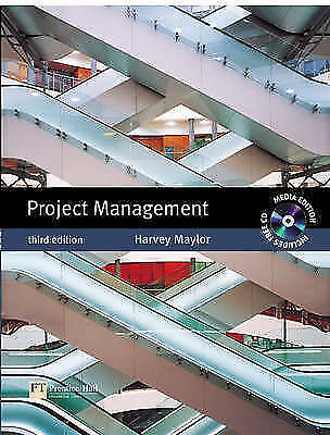 Project Management Media Edition with MS Project CD by