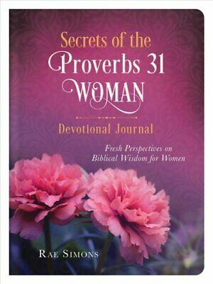 Secrets of the Proverbs 31 Woman Devotional Journal Fresh