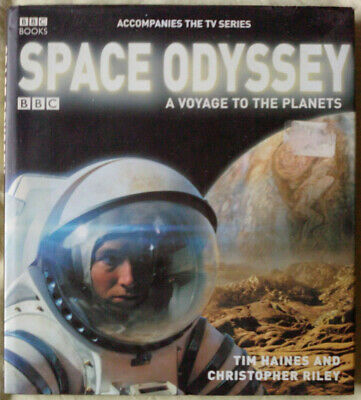Space Odyssey: A Voyage to the Planets by Tim Haines,