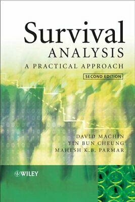 Survival Analysis A Practical Approach by David Machin