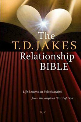 The T.D. Jakes Relationship Bible Life Lessons on