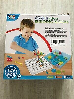 3D Take Apart Imagination Creative Building Bricks Blocks 2