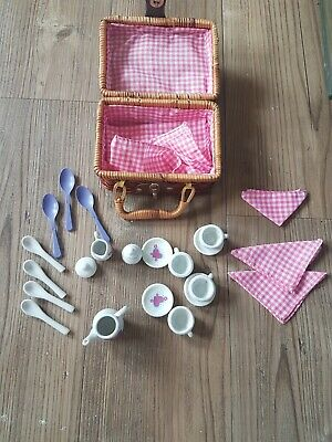 Dinnerware & Tea Children's Play Set