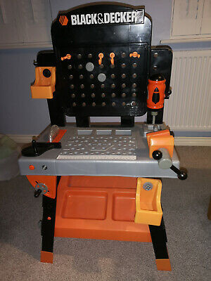 Kids  Workbench & Tools Play Set