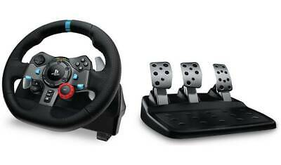 Logitech G29 Racing Wheel and Pedals for PS4/PS3 and PC
