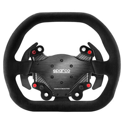 NEW Thrustmaster TM Competition Wheel Add On Sparco P310 Mod