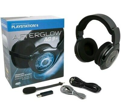 PDP Playstation 4 Afterglow AG 9+ Prismatic True Wireless