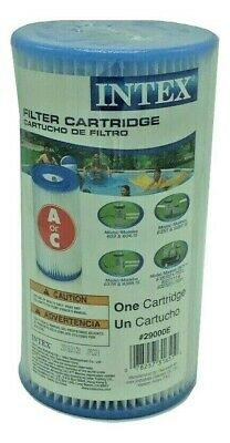 Intex Type A Filter Cartridge for Above Ground Swimming Pool