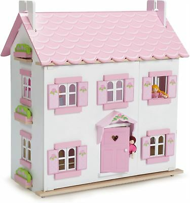 Le Toy Van SOPHIE'S HOUSE Wooden Dolls House Playset