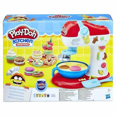 Play Doh Kitchen Creations Spinning Treats Mixer Set Toy