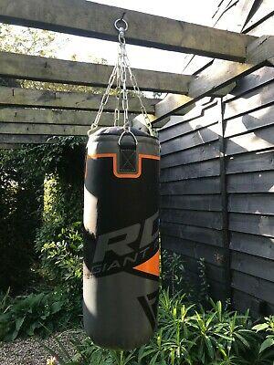 RDX Filled Kids Punch bag Set Junior Boxing Gloves Children