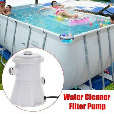 Summer Waves Swimming Pool Filter Pump V For Above