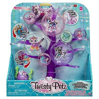 Twisty Petz  Series 3, Enchanted Jewellery Tree with