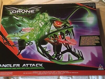 New Drone Force Angler Attack Light Up The Sky