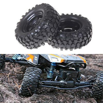 "2pcs/lot 1.9"" Tires 96mm Wheel 12mm Hex Hub For RC 1:10 Rock"