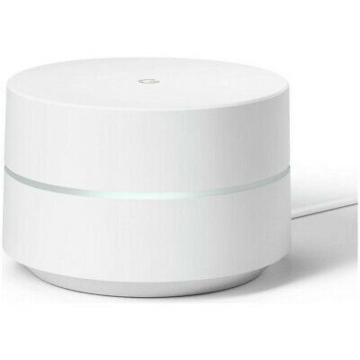Google Wifi System for Whole Home Coverage Single Pack