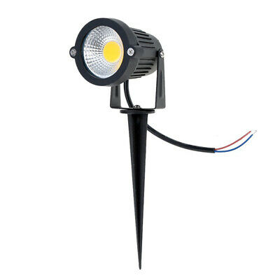 IP65 Outdoor Landscape LED Lawn Light Garden Spotlight 5W