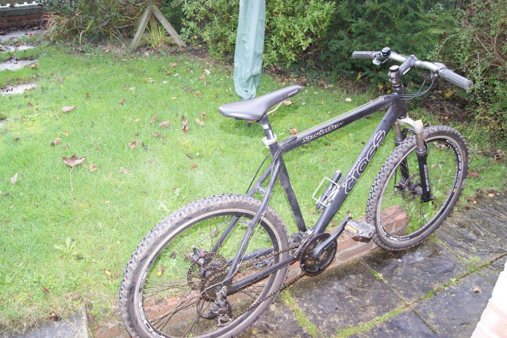 Cross Sprinter Mans Mountain Bike