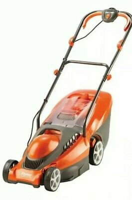 Flymo Chevron 34VC Electric Wheeled Rotary lawnmower w