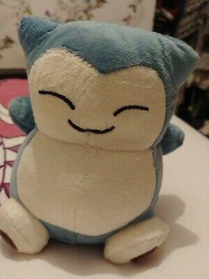 Nintendo Pokemon Center Go Plush Toy Snorlax Kabigon Stuffed