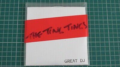 "THE TING TINGS CD SINGLE ""GREAT DJ"" CALVIN HARRIS REMIX"