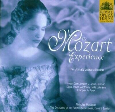 The Mozart Experience - Ultimate Opera - Exc-Cond-CD