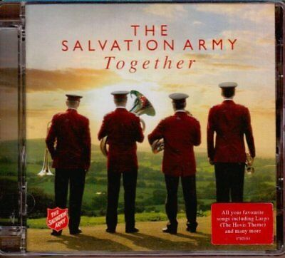 The Salvation Army Together (CD )