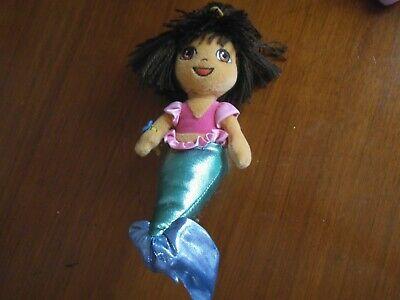 dora the explorer mermaid soft toy