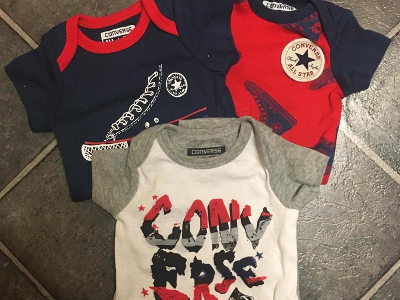 Bundle of baby clothing